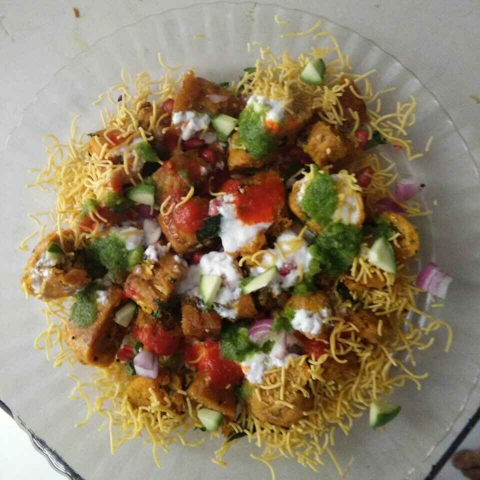 Photo of Muthiya chaat by Aachal Jadeja at BetterButter