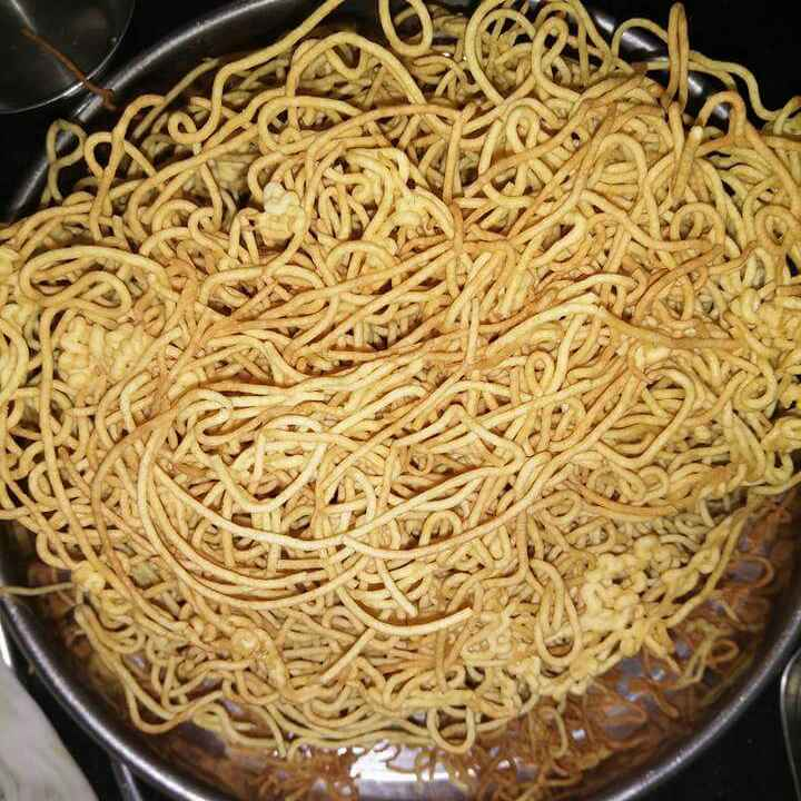 Photo of Namkeen sev by Aachal Jadeja at BetterButter