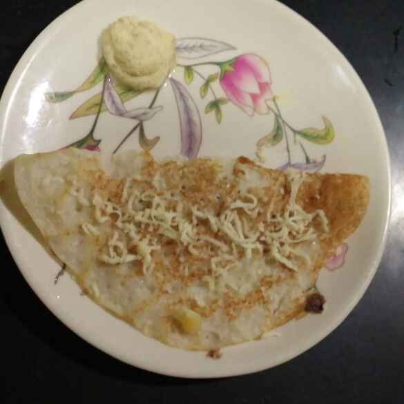 Photo of Cheese dosa by Aachal Jadeja at BetterButter