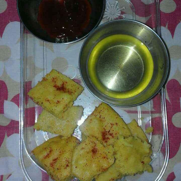 How to make Rice Dhokla