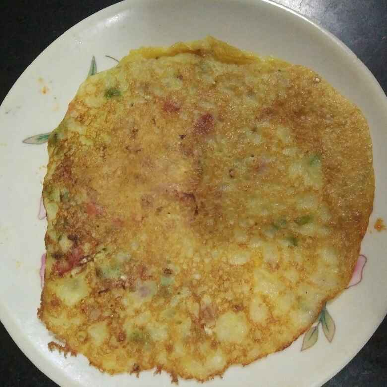 How to make Moong daal chilla with vegetables