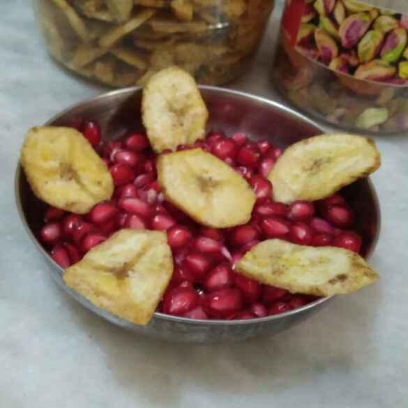 How to make Chipsfruit snacks