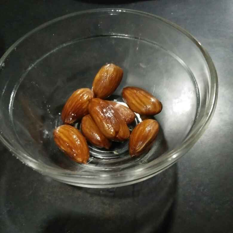 How to make Roasted almond