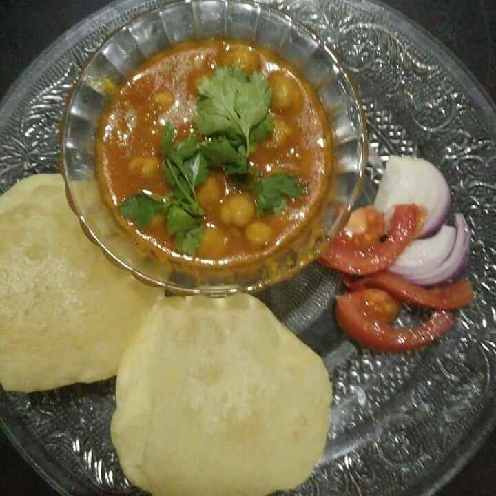 Photo of Chhole bhature by Aachal Jadeja at BetterButter