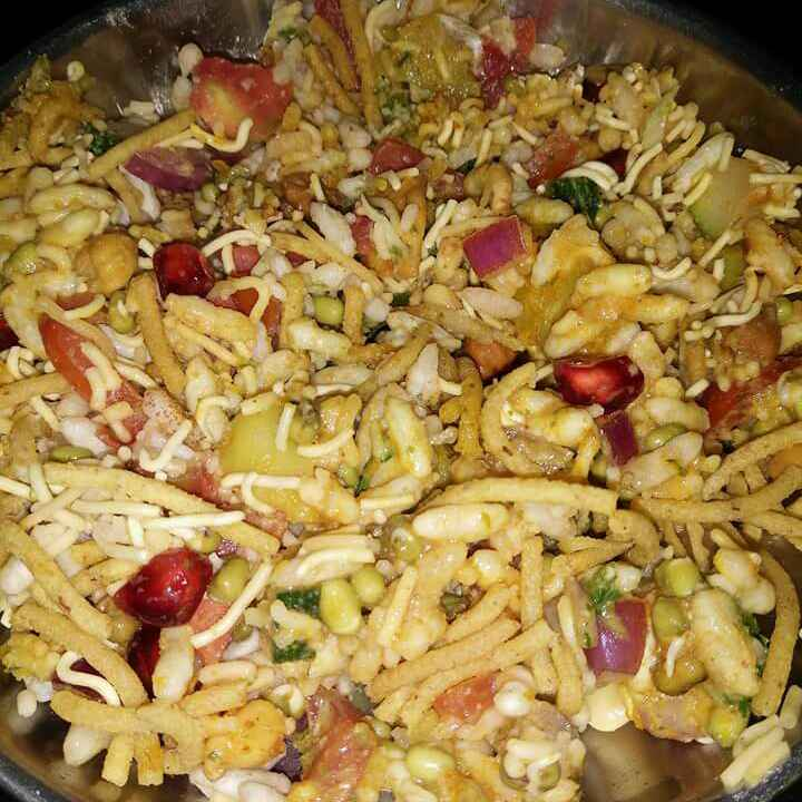 Photo of Bhel by Aachal Jadeja at BetterButter
