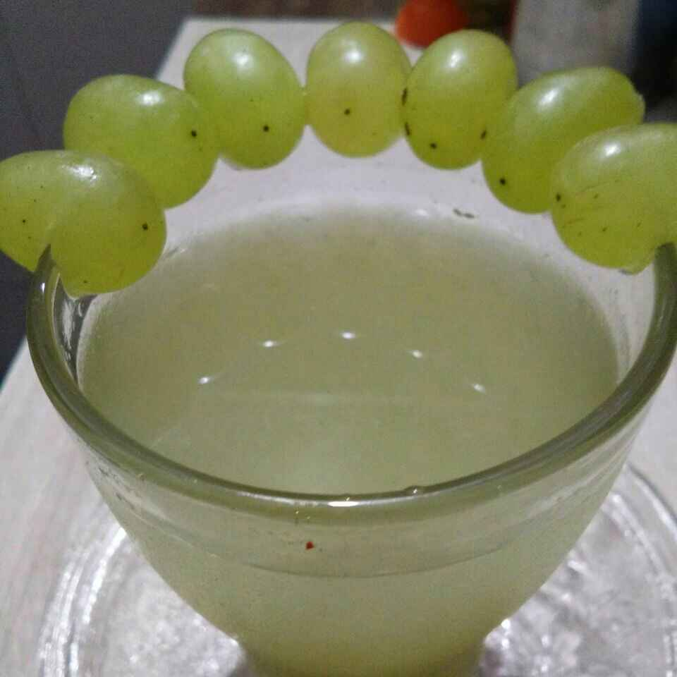 How to make Grapes juice