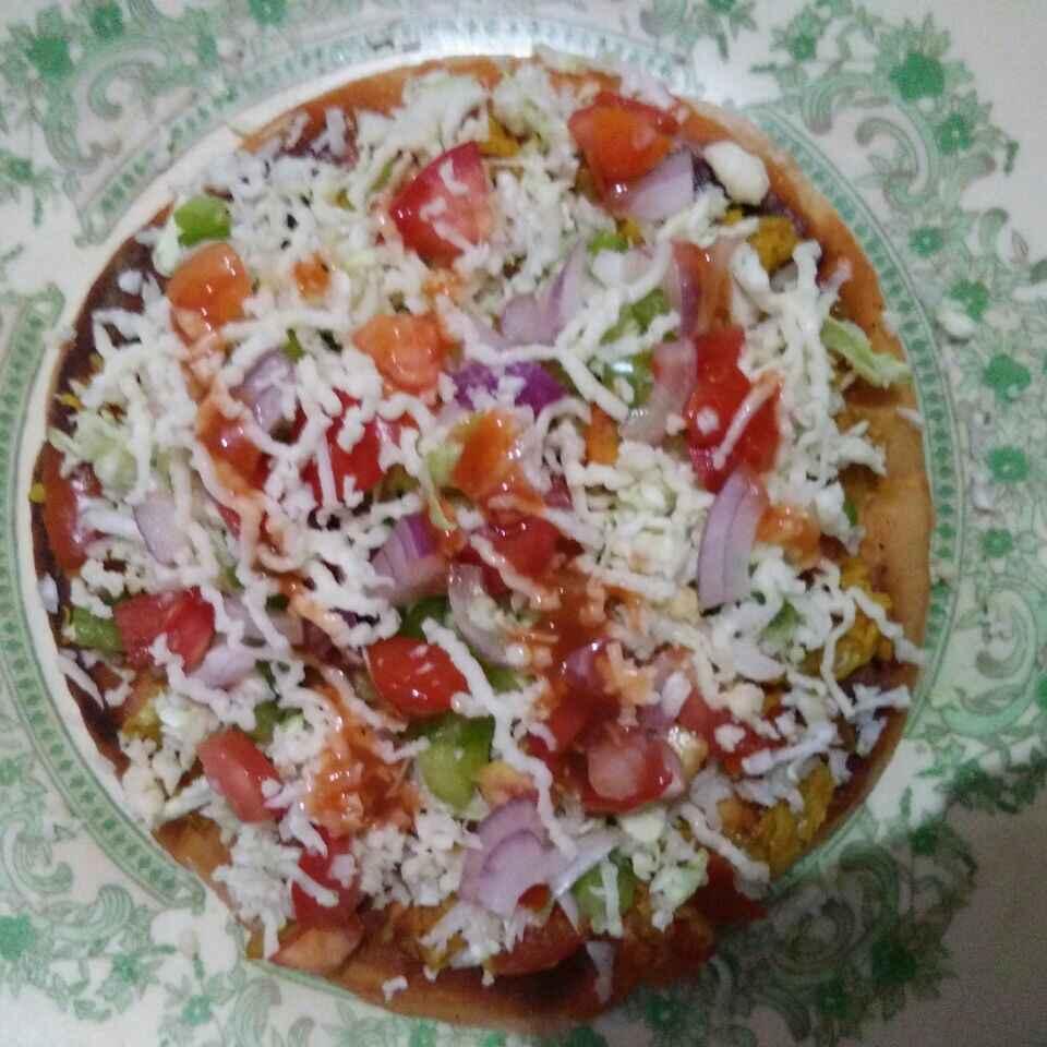 How to make पिज्जा