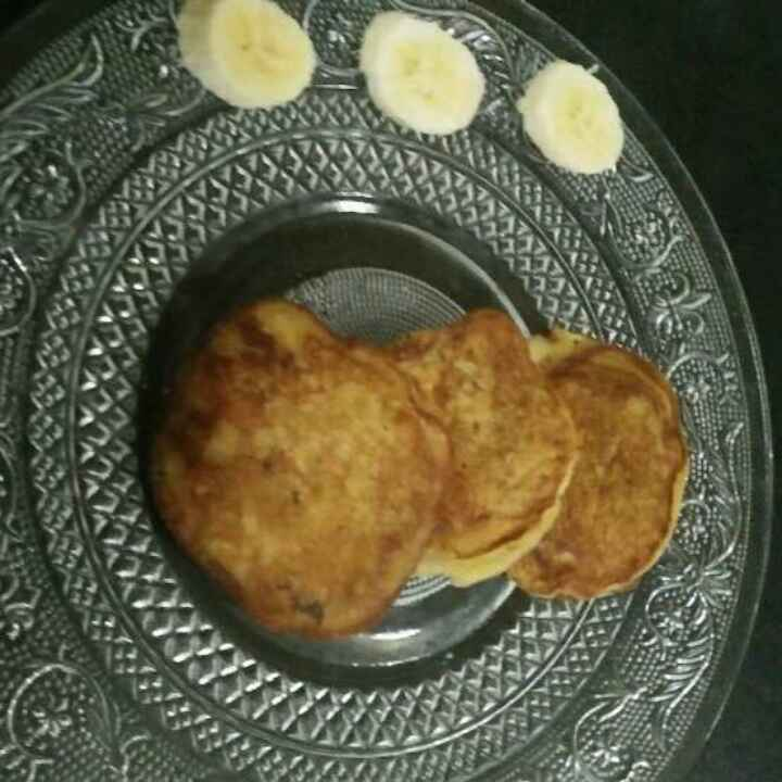 Photo of Banana pancake by Aachal Jadeja at BetterButter