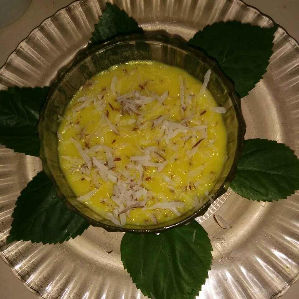 How to make Gujarati  coconut kadhi