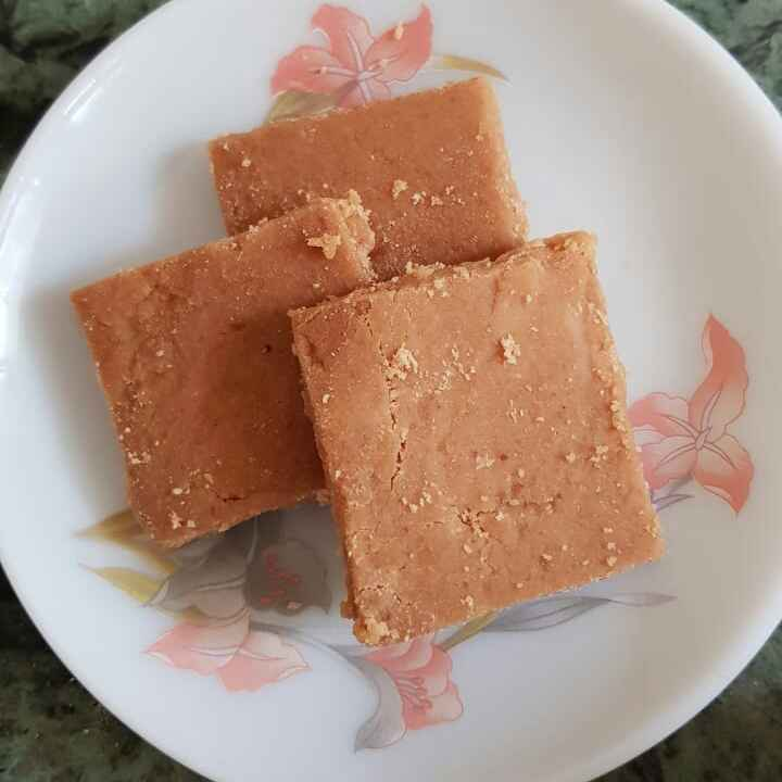 How to make Coconut sukhdi