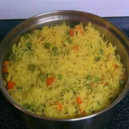 Photo of Pulav by Aachal Jadeja at BetterButter