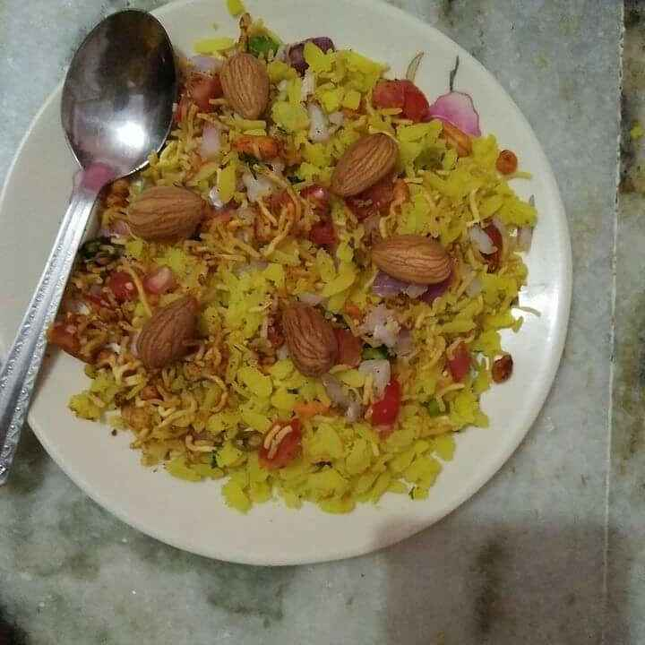 Photo of Mix poha by Aachal Jadeja at BetterButter