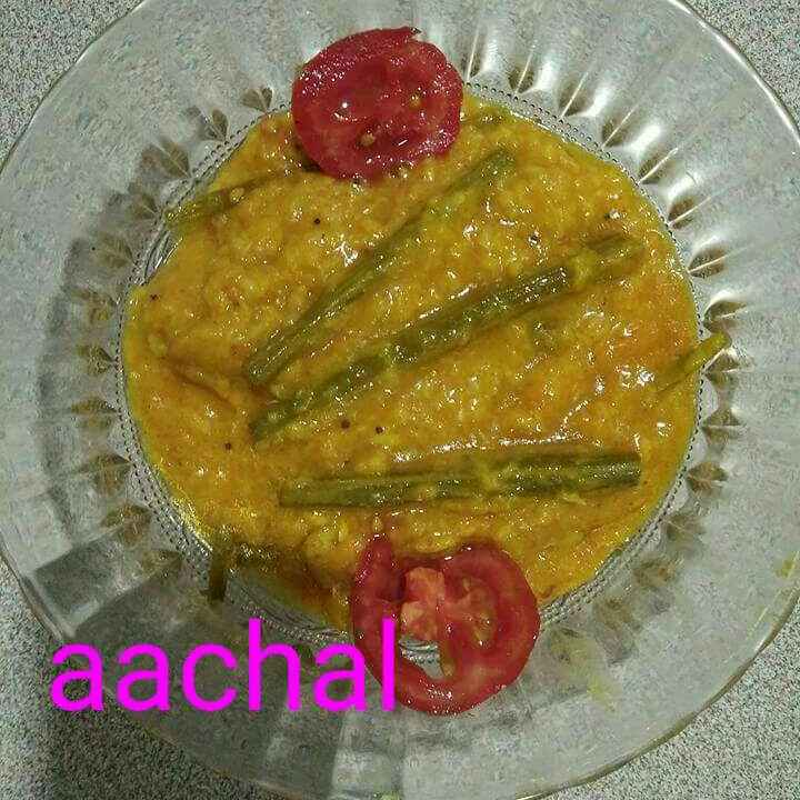 Photo of Drumstick daal by Aachal Jadeja at BetterButter