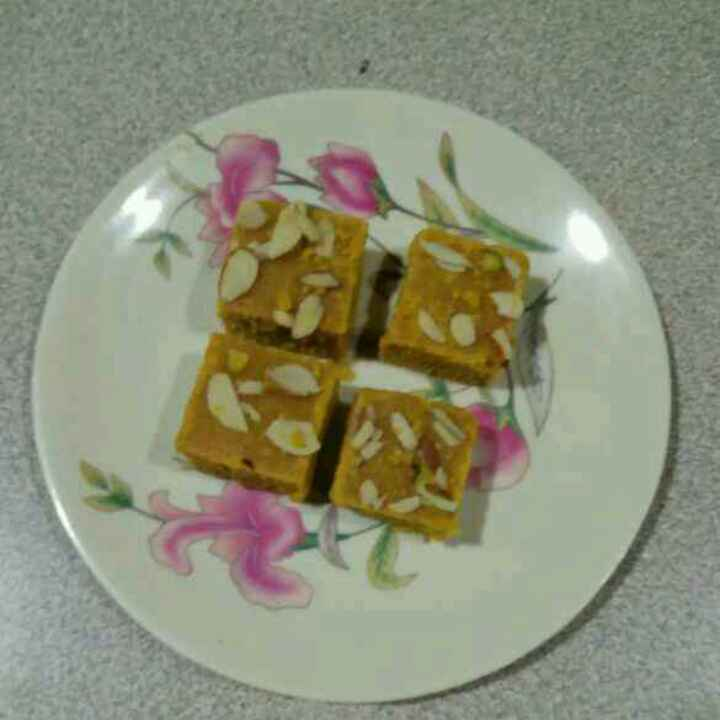 Photo of Dryfruit barfi by Aachal Jadeja at BetterButter