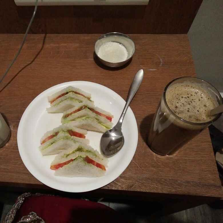 Photo of Vegetable samdwich by Aachal Jadeja at BetterButter