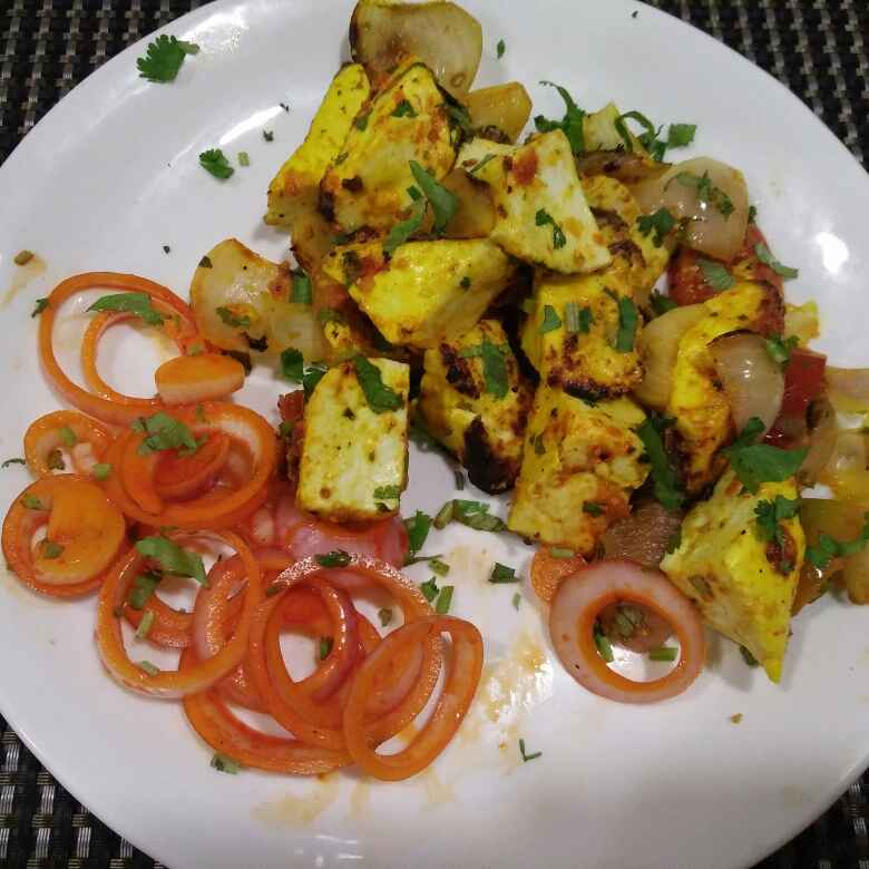 Photo of Masala paneer by Aachal Jadeja at BetterButter