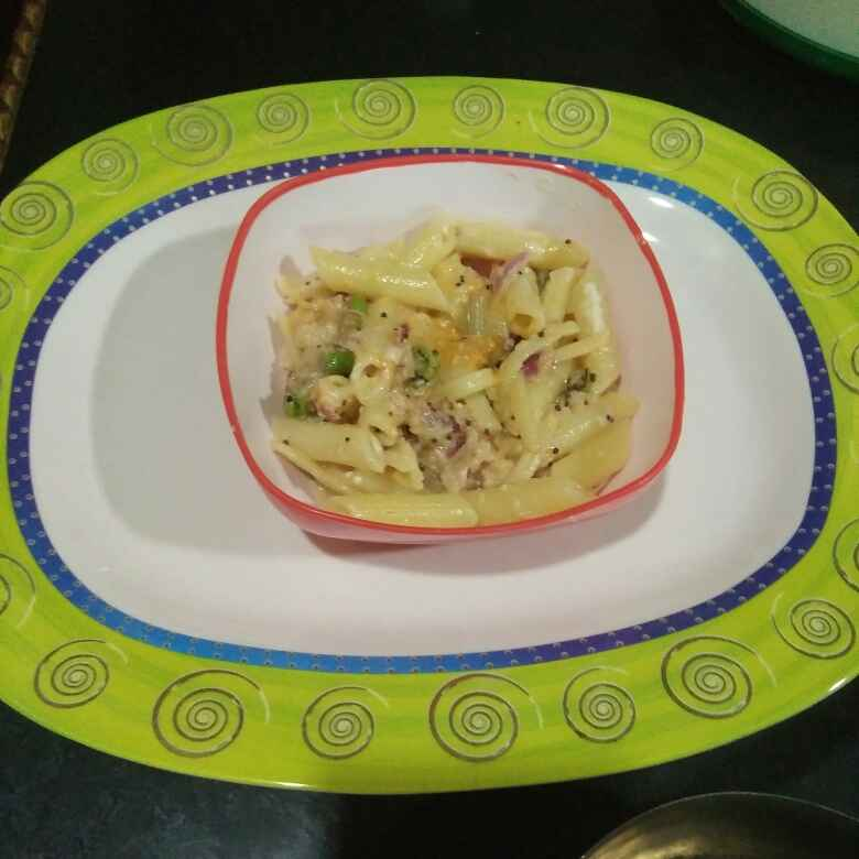 Photo of Curd pasta by Aachal Jadeja at BetterButter