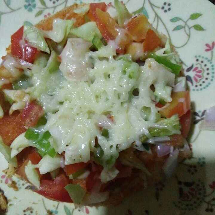 Photo of Mini pizza by Aachal Jadeja at BetterButter