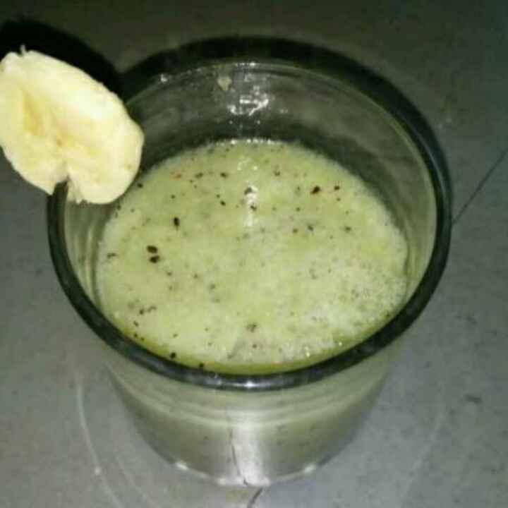 Photo of Kiwi banana juice by Aachal Jadeja at BetterButter