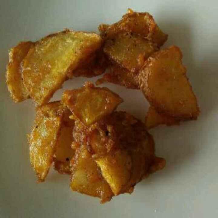Photo of Fried potato by Aachal Jadeja at BetterButter