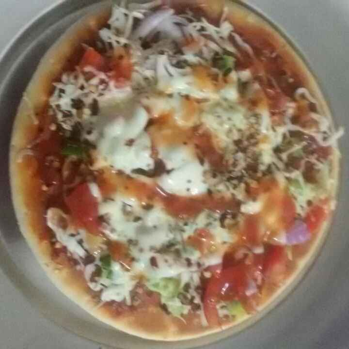 Photo of Instant pizza by Aachal Jadeja at BetterButter