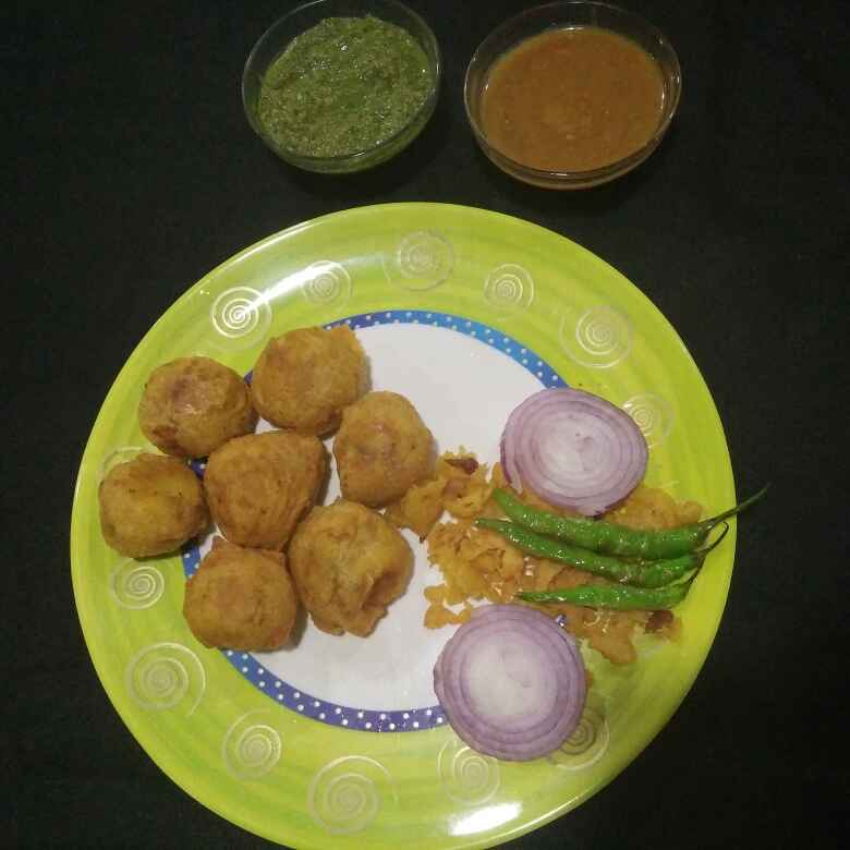 Photo of Aloo vada by Aachal Jadeja at BetterButter