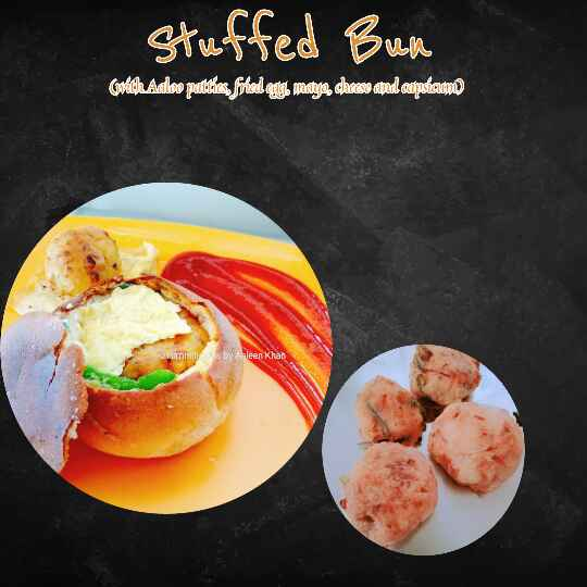 How to make Stuffed Bun