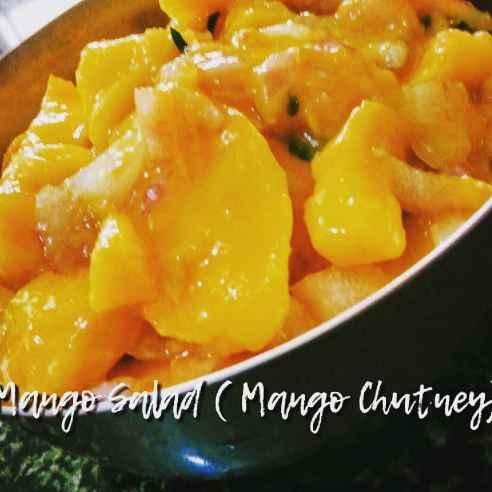 Photo of Ripe Mango Chutney   Mango Salad by Aaleen Khan at BetterButter