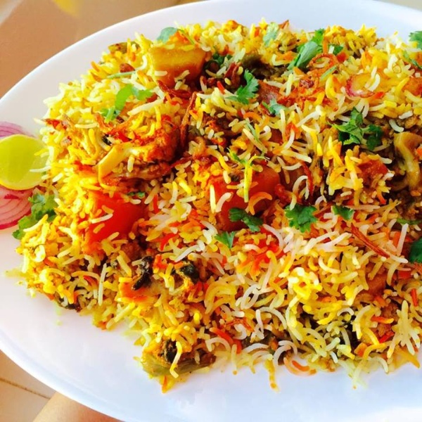 Photo of Vegetable Dum Biryani by Aameena Ahmed at BetterButter