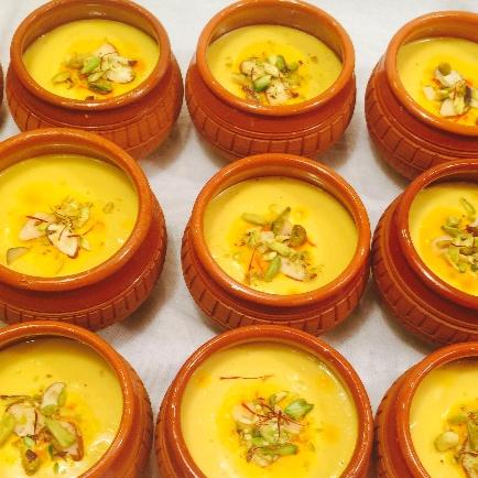 How to make Mango Mousse-No Eggs,Gelatin or Agar Agar