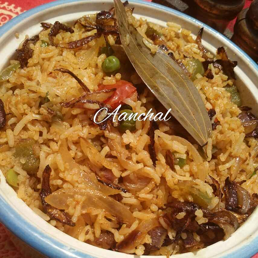 Photo of Tava pulao by Aanchal Puri at BetterButter