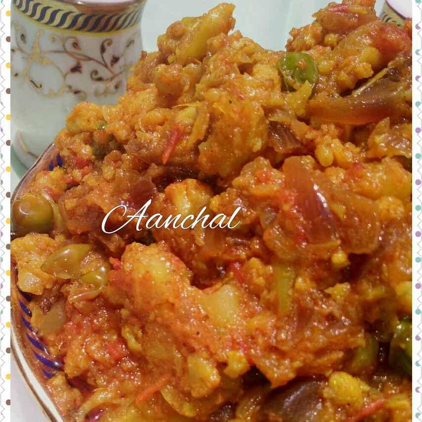 How to make Gobhi ki bhurji