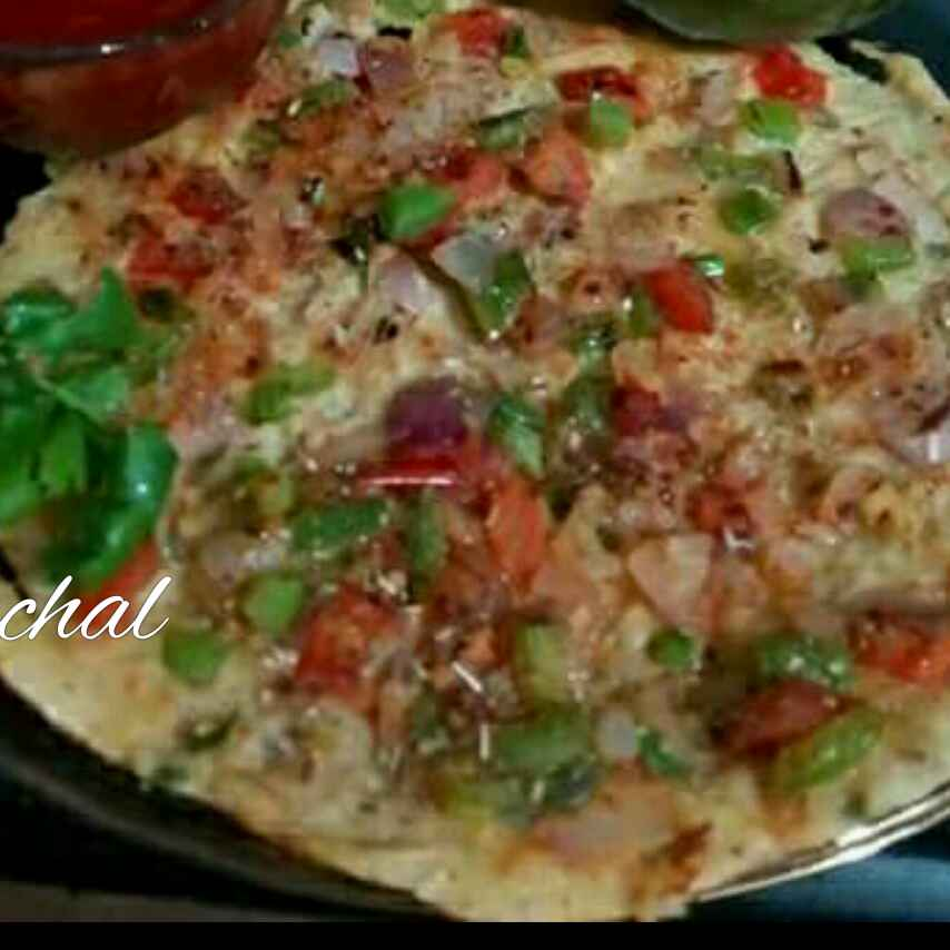 Photo of Sooji uttapam by Aanchal Puri at BetterButter