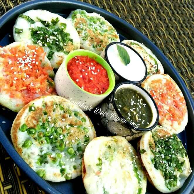 Photo of Vegetable pan cake by Aanubha Bohra at BetterButter