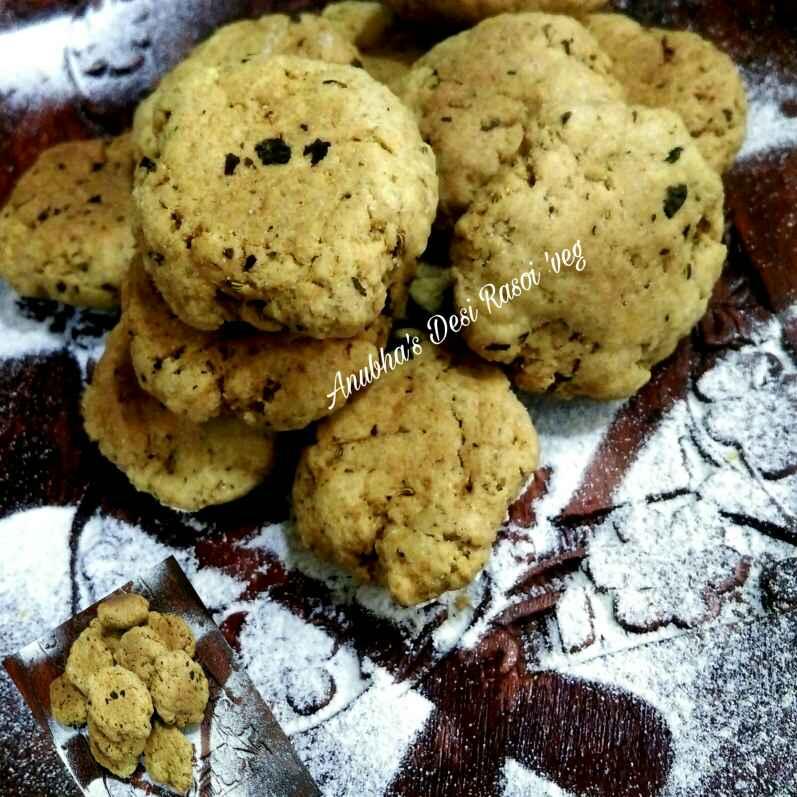 How to make मसाला कुकीज