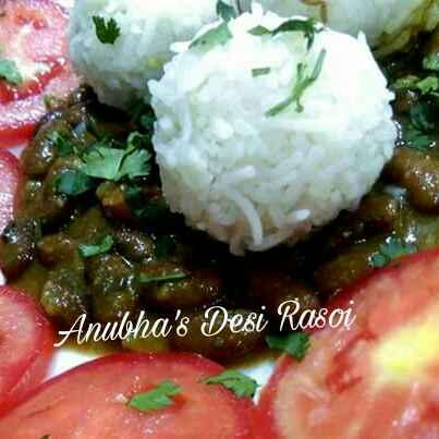 Photo of Malai rajma by Aanubha Bohra at BetterButter