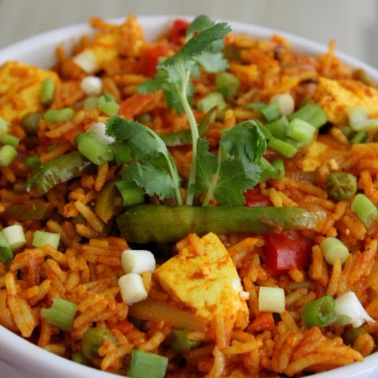 Photo of Tomato Pulav by Aarti Sharma at BetterButter