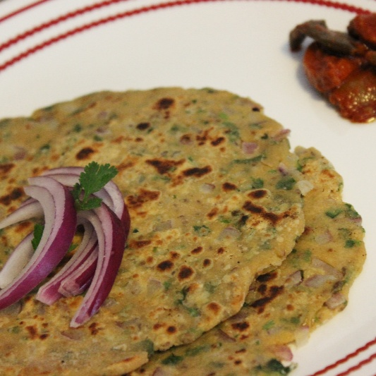 Photo of Sindhi Koki by Aarti Sharma at BetterButter
