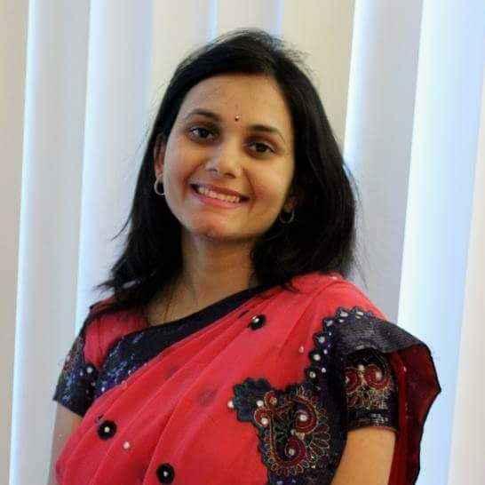 Aarti Sharma food blogger
