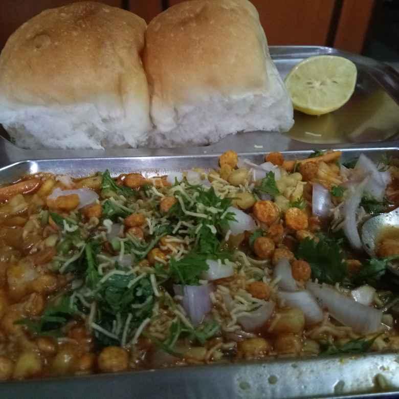 Photo of Kolhapuri Misal pav by Arya Paradkar at BetterButter