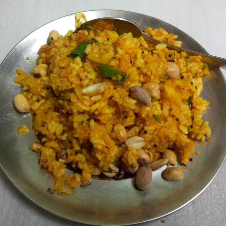 How to make फ्राईड राईस