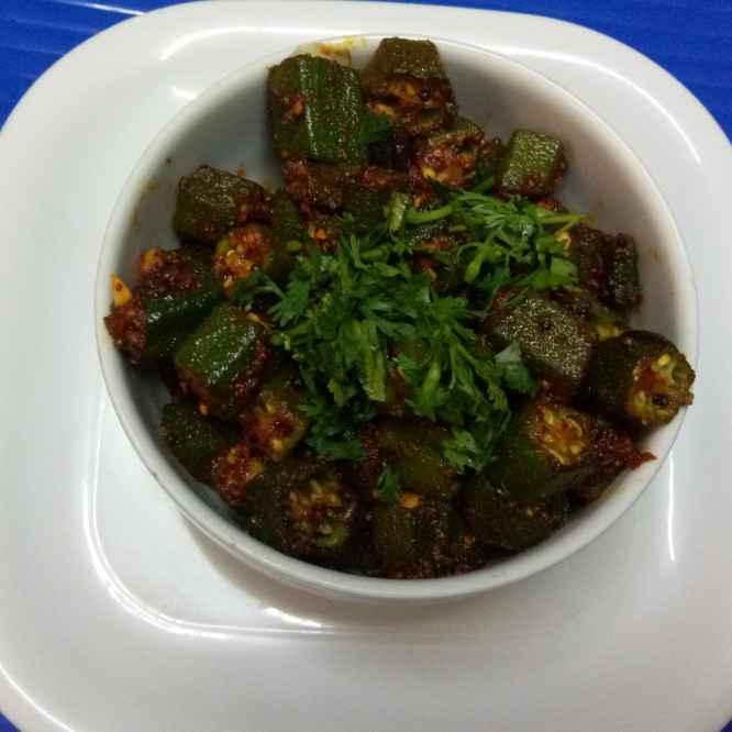 Photo of Bhendi fry by Arya Paradkar at BetterButter