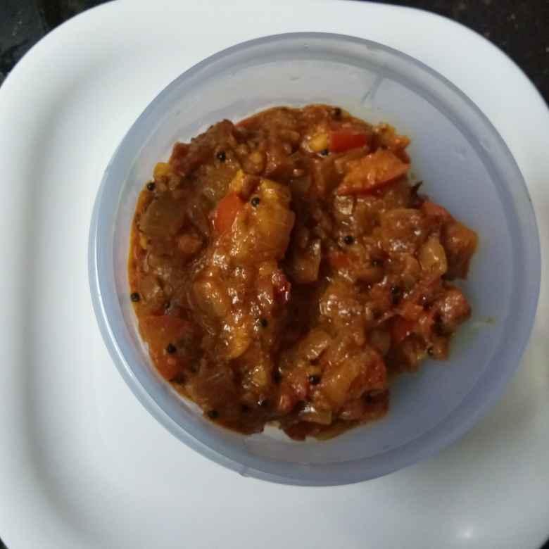 Photo of Tomato kanda bhaji by Arya Paradkar at BetterButter