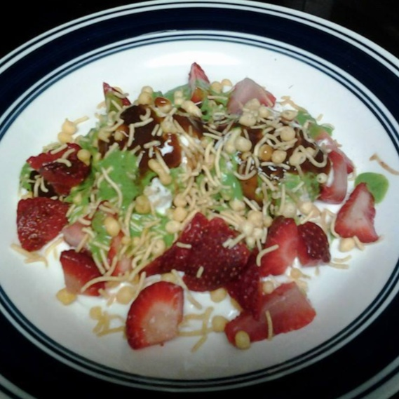 Photo of Jhatpat Chaat by Aayushi Manish at BetterButter