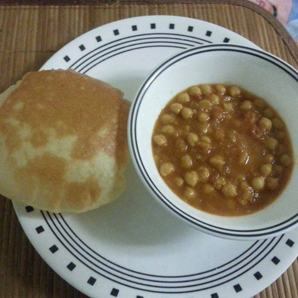 Photo of Chole Bhature by Aayushi Manish at BetterButter
