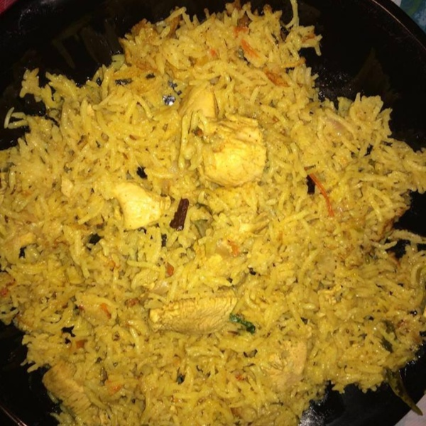 How to make Spicy Chicken Pulao