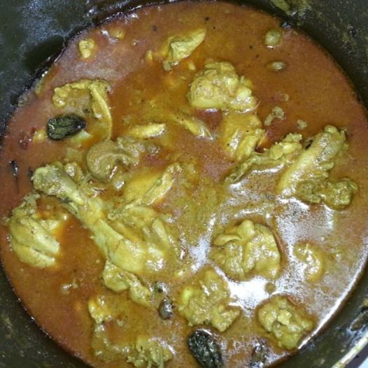 Photo of Chicken Khada masala by Aayushi Manish at BetterButter