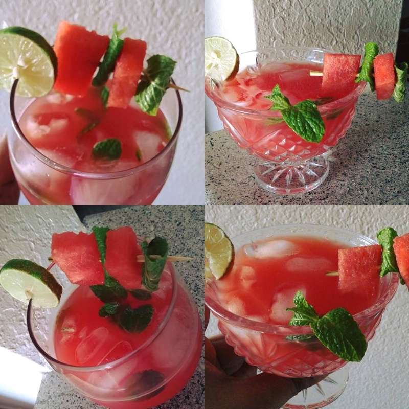 Photo of Watermelon mint cooler by Aayushi Manish at BetterButter