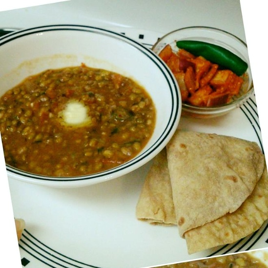 Photo of Hare Moong ki Dal by Aayushi Manish at BetterButter