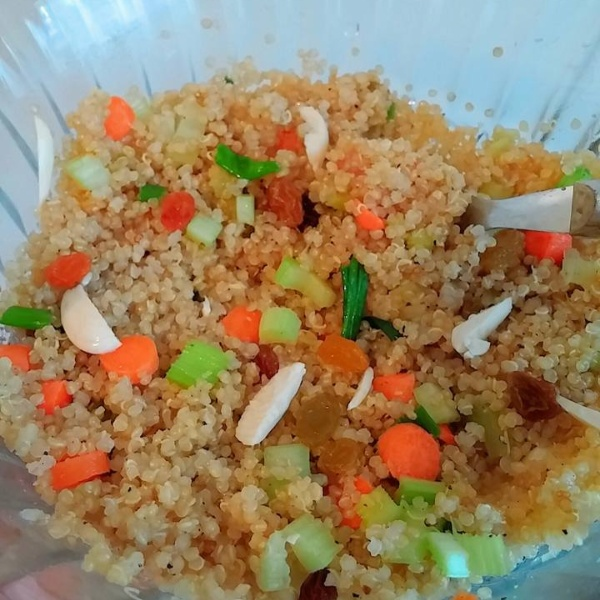 Photo of Quinoa Salad by Aayushi Manish at BetterButter